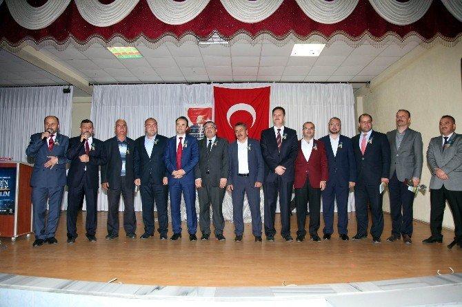 """Seydişehir'de """"Kutlu Doğum Ve Resule İtaat"""" Programına Büyük İlgi"""