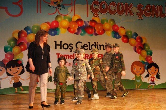 Küçükçekmece'de Özel Çocuklar 23 Nisan'ı Kutladı