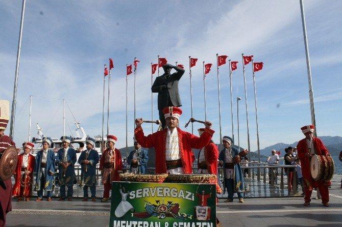 Marmaris'te Turizm Haftası Kutlamaları