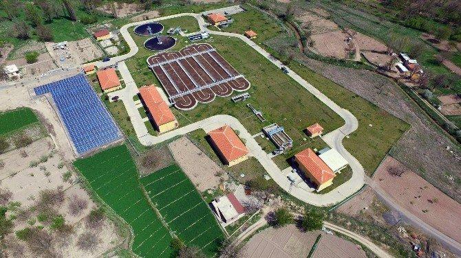 Nevşehir Belediyesi Güneş Panelleri İle Elektrik Üretiyor