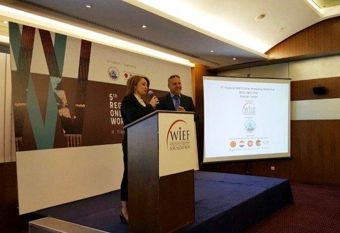 Atasoy, İslam Devletleri Ticareti Geliştirme Merkezi Toplantısının Açılışını Yaptı