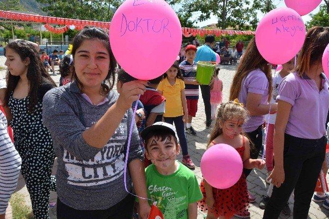 Ortaca Metem'den Minik Öğrencilere 23 Nisan Sürprizi