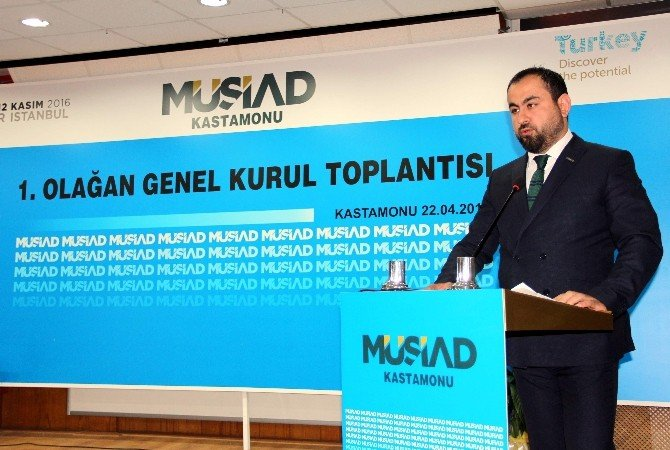 Müsad'da Fındıkoğlu, Güven Tazeledi
