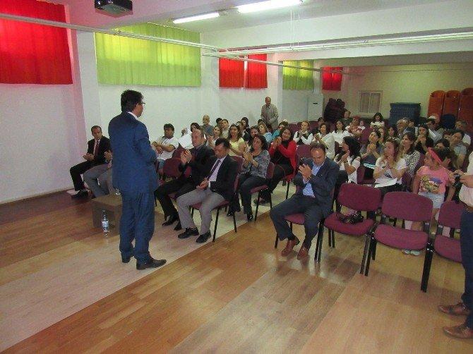 Ortaca'da Anne Babalara Eğitim Sertifikası