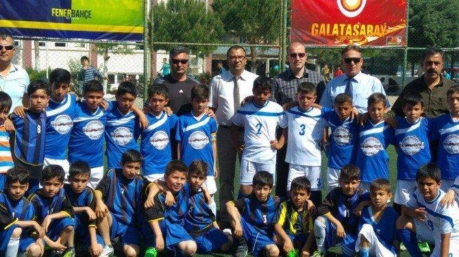 Ortaca'da Minikler Şampiyonluk İçin Mücadele Etti