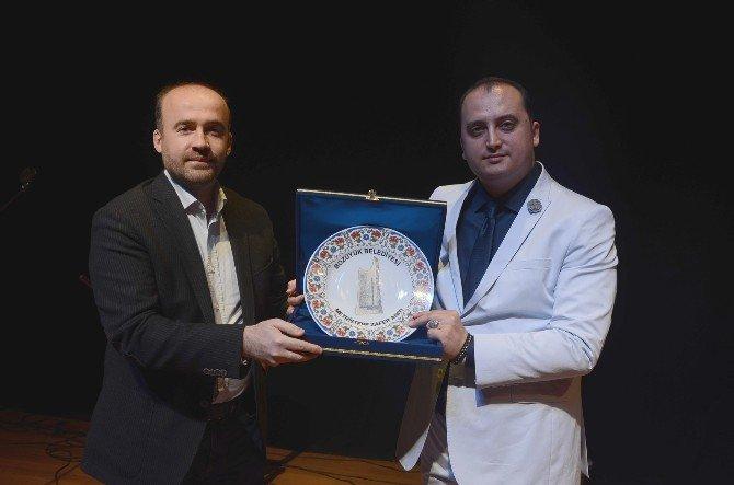 Bozüyük'te Osman Vahit Özdal Dinletisi
