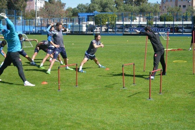 Adana Demirspor Hazırlıklarını Tamamladı