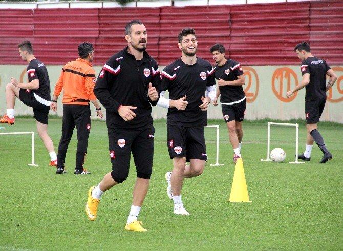 Adanaspor'da Hazırlıklar Son Aşamaya Geldi
