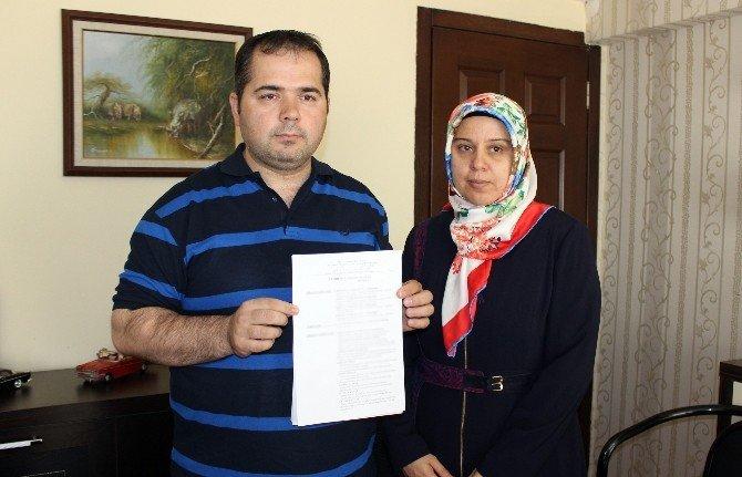 Denizlili Ailenin Bankadaki Hesabı Boşaltıldı