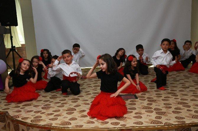 Şahinbeyli Minikler 23 Nisanı Kutladı