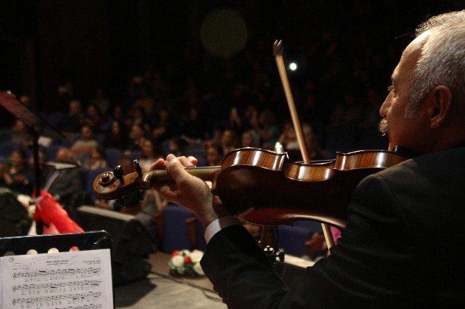 Samsun Devlet Klasik Türk Müziği Çocuk Korosu Konseri