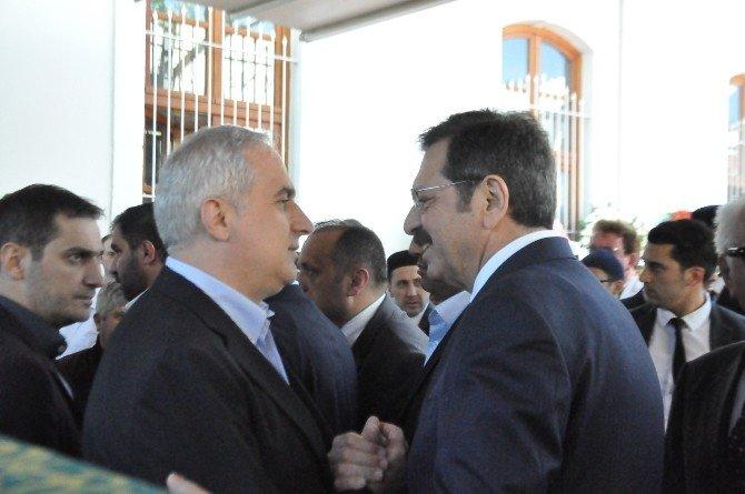 Satso Başkanı Mahmut Kösemusul'un Babası Son Yolculuğuna Uğurlandı