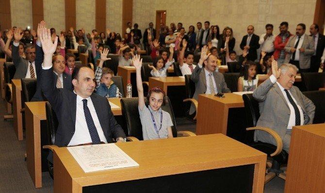 Sedep Çocuk Meclisi Değerler Bildirgesi Yayınladı