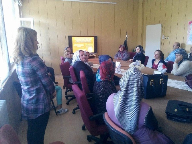 Kadın Çiftçilerin Teknik Gezisi