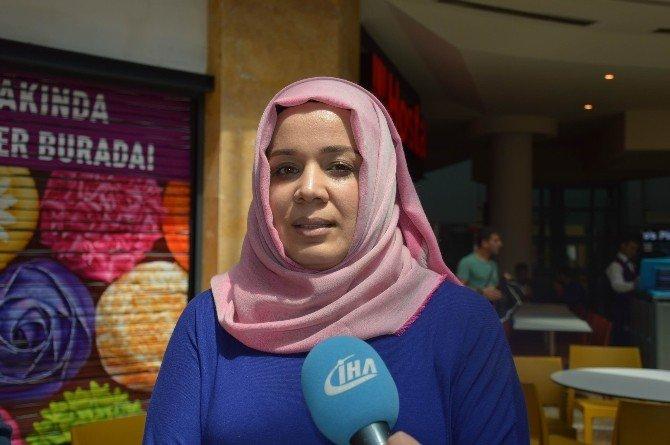 Diyarbakır'da Kimsesiz Çocuklar Sinemaya Götürüldü