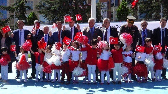 Tokat'ta Çocuk Şenliği