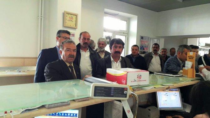 Türk Eğitim-Sen üyeleri ek gösterge puanlarında yeniden düzenleme talep etti