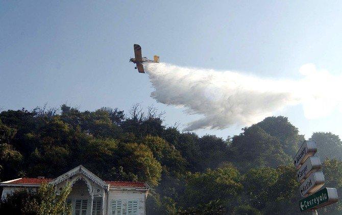 Orman Ve Su İşleri Bakanlığı Yangınlarla Mücadeleye Hazır