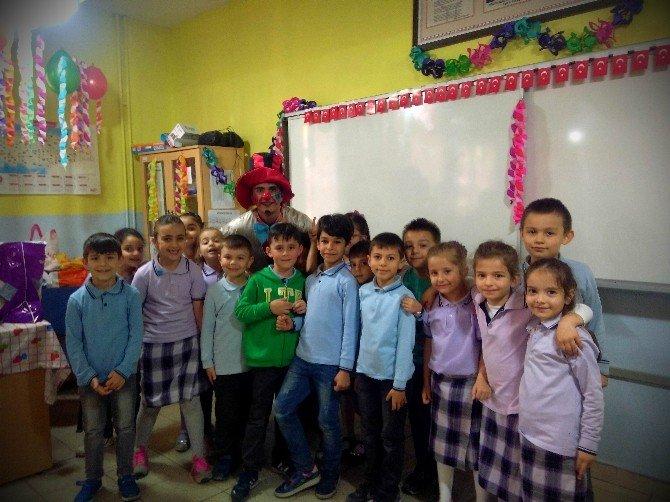 Mülteci Çocuklar İçin 23 Nisan Etkinliği