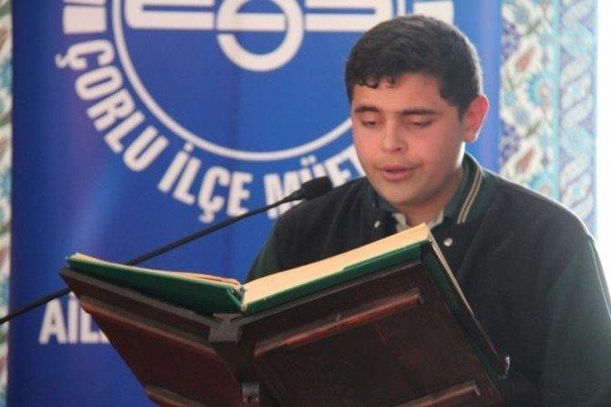 Liseler Arası Kur`an-ı Kerim`i Güzel Okuma Yarışması