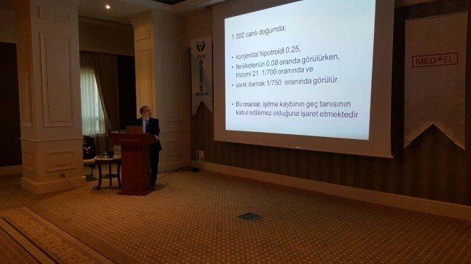 YYÜ'de 'Yenidoğan İşitme Kayıpları Ve Koklearimplant İle Rehabilitasyonu' Toplantısı