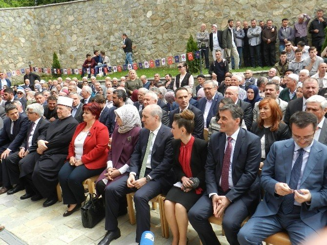 Başbakan Yardımcısı Kurtulmuş Kosova'da Cami Açılışı Yaptı