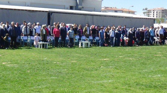 Çınar Koleji'nde 23 Nisan Coşkusu