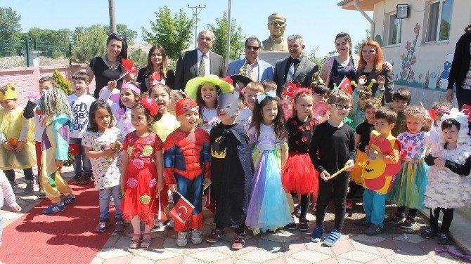 Anaokulu Öğrencileri 23 Nisan Bayramını Kutladı