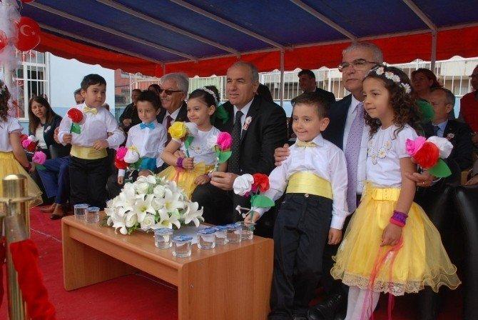 Çorlu'da 23 Nisan Gazi İlkokulu'nda Kutlandı