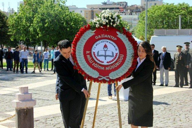 Gaziantep'te 23 Nisan Coşkusu