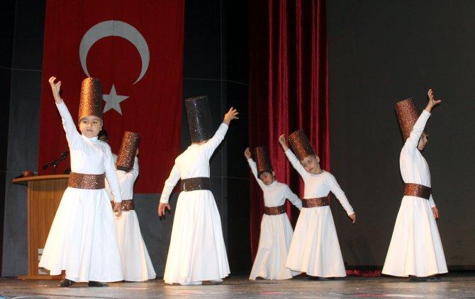 Sivas'ta 23 Nisan coşkuyla kutlandı