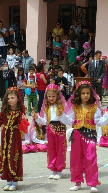 Burdur'da Çocuk Bayramı Coşkusu