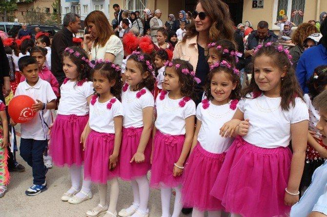Osmaneli'de 23 Nisan Ulusal Egemenlik Ve Çocuk Bayramı Coşkusu