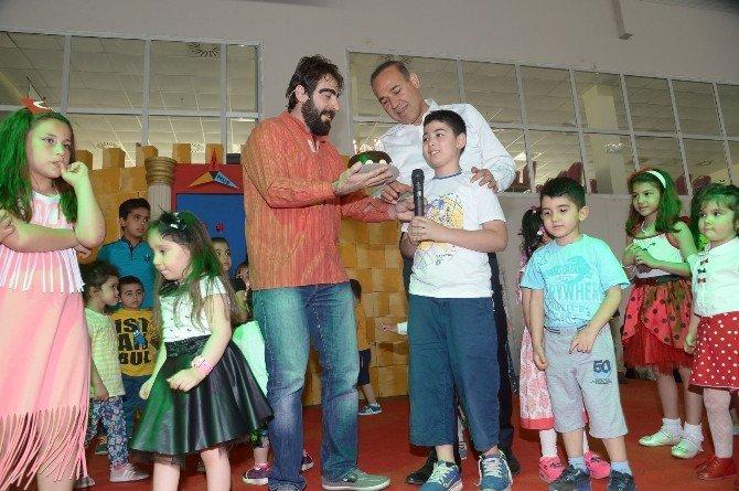 23 Nisan Çocuk Festivalinde Büyük Coşku