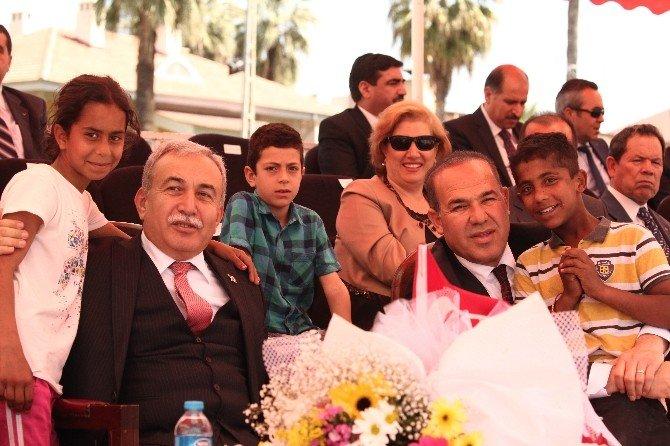 23 Nisan Adana'da Coşkuyla Kutlandı