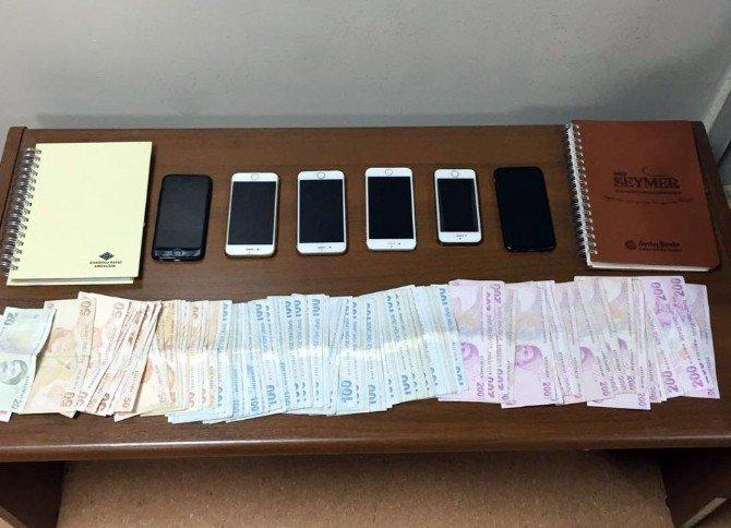 Adana'da Kuyumcuya Yasa Dışı Bahis Operasyonu