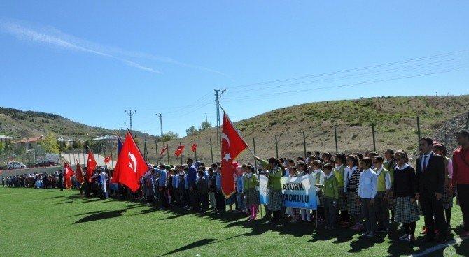 Sincik'te 23 Nisan Coşkuyla Kutlandı