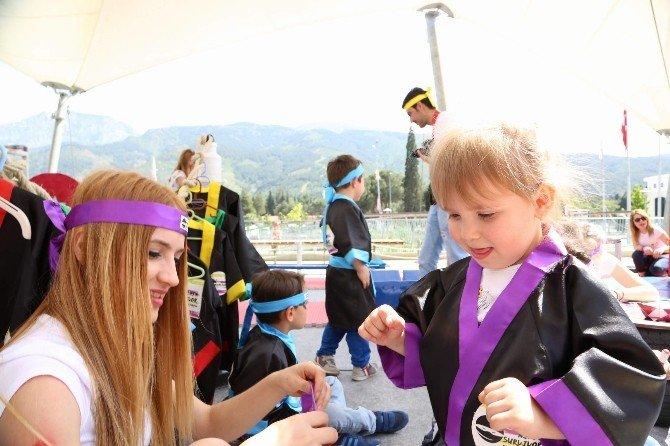 Forum Magnesia Kahraman Ninjalara Ev Sahipliği Yaptı