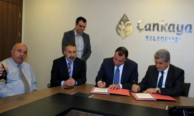 Çankaya Belediyesi, Defne ilçesi ile Kardeş Kent Protokolü imzaladı