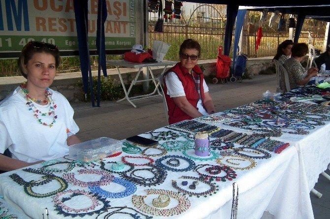 Didim'de Turizm Sezonu Öncesi Düzenlenen Sergi İlgi Görmedi