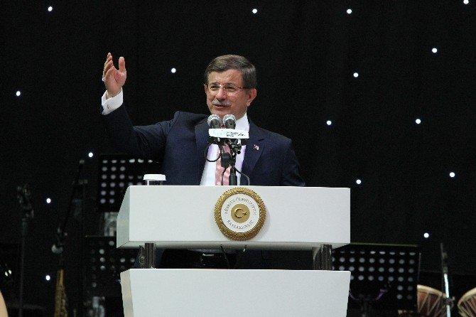 Başbakan Davutoğlu Konya'da