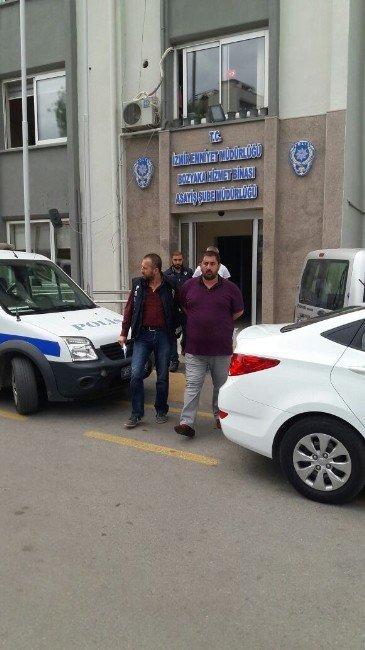 Gökhan Töre'yi Vuran Cezaevi Firarisi Zanlı İzmir'de Yakalandı