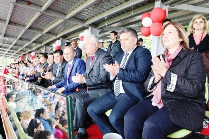 Bodrum'da 23 Nisan Coşkuyla Kutlandı