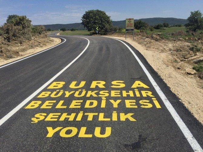 Bursa Büyükşehir, Şehitleri İçin Seferber Oldu