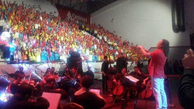 Çankaya Belediye 1000 Çocuk Korusu'ndan 23 Nisan Konseri