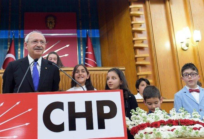 CHP Grubu Özel Gündemle Toplandı
