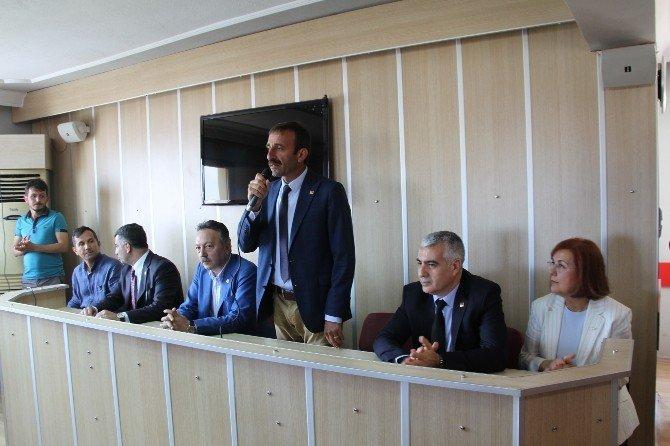 """CHP Milletvekili Erol'dan İlginç Açıklama: """"Bundan Sonra Devşirme Vekil Ve Belediye Başkanlarına Karşı Olacağım"""""""