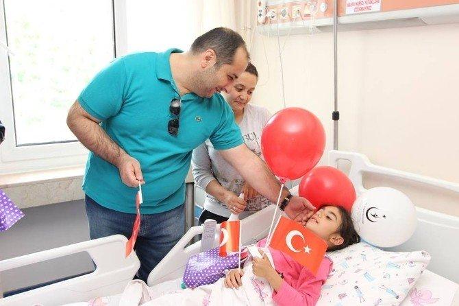 Hasta Çocuklara 23 Nisan Morali