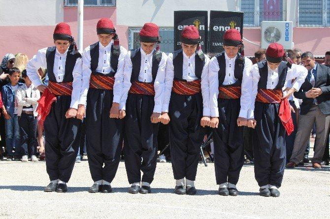 Elazığ'da 23 Nisan Coşkuyla Kutlandı