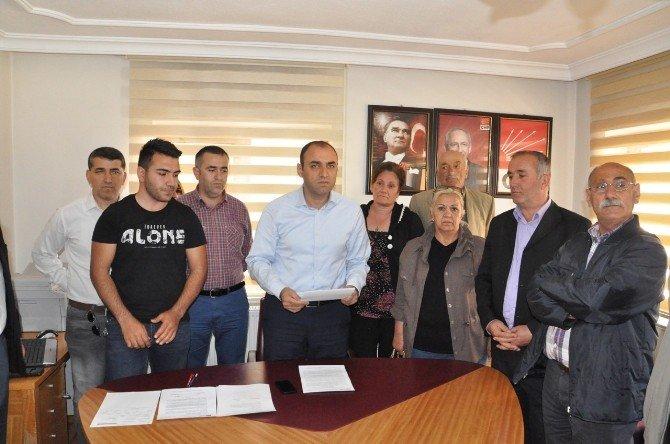CHP, Tunceli'deki Terör Saldırısını Kınadı